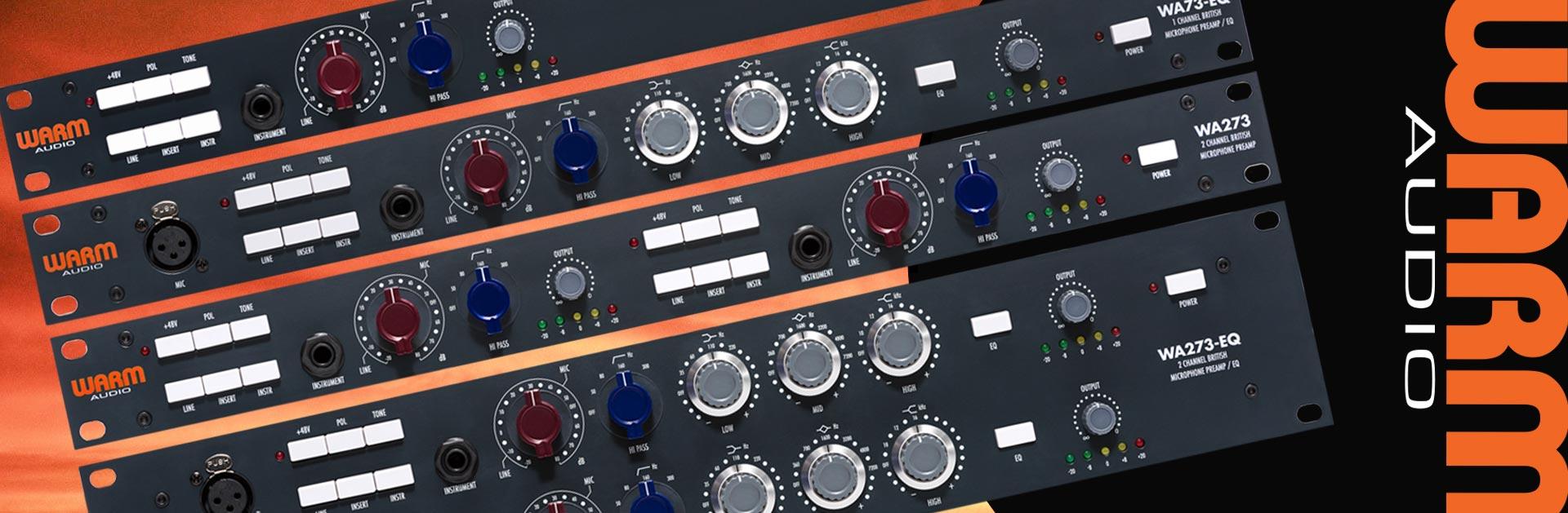 Warm Audio WA73 family