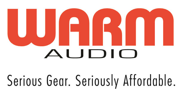 warm audio logo small