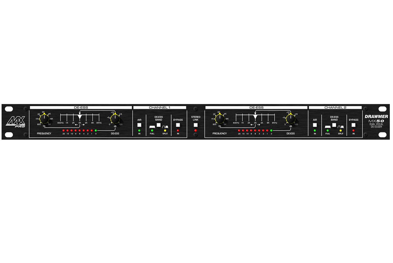 Drawmer-MPX50-Front