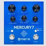 Meris Mercury-7-Pedal Top