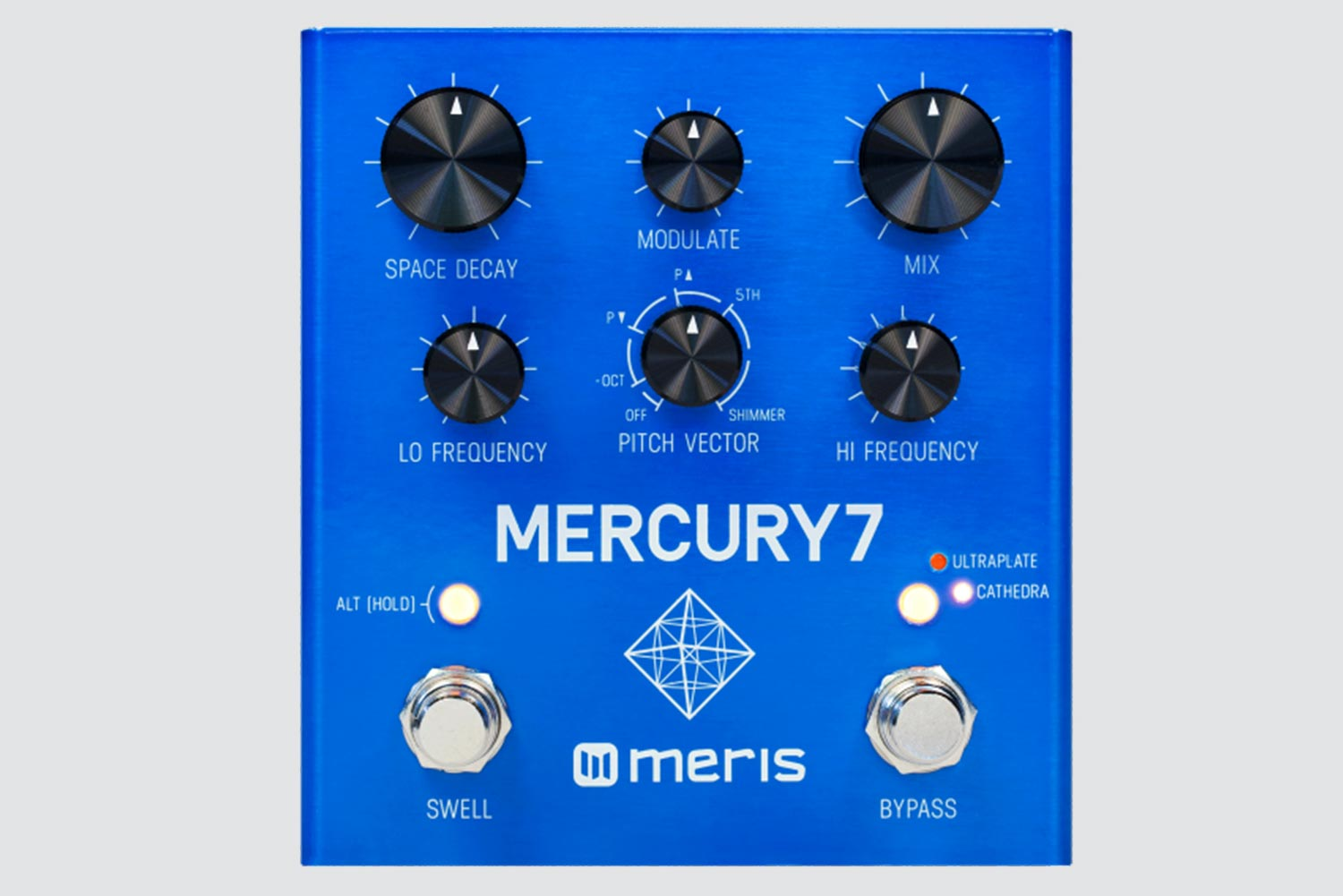 Meris Mercury-7-Pedal Top