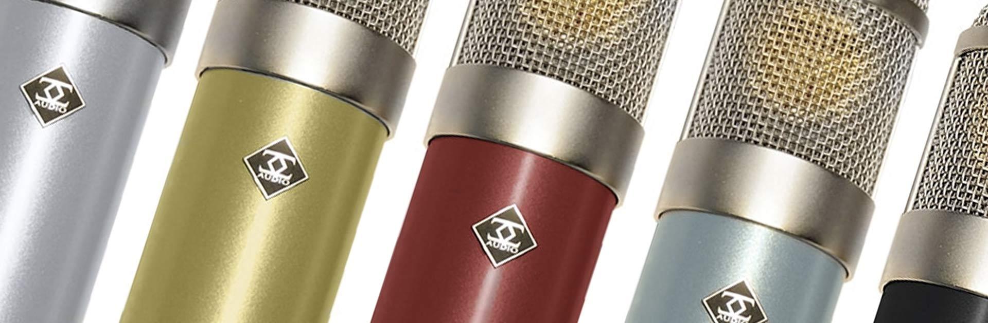 ADK Microphones Dealer Category