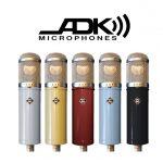 ADK Microphones logo