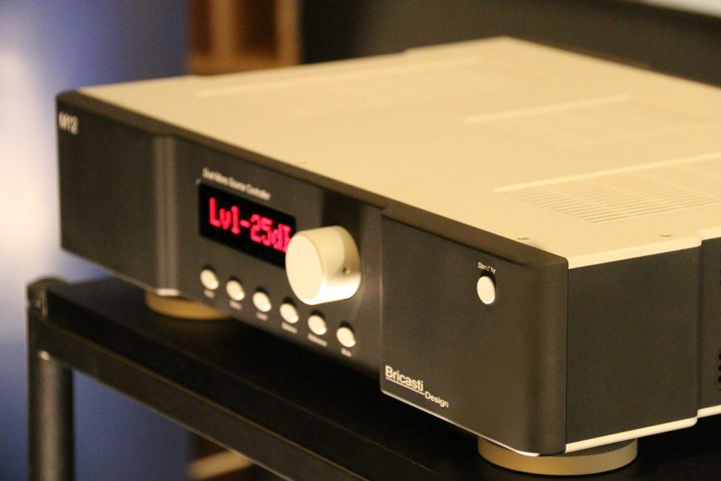 Bricasti M12 Source Controller with DAC