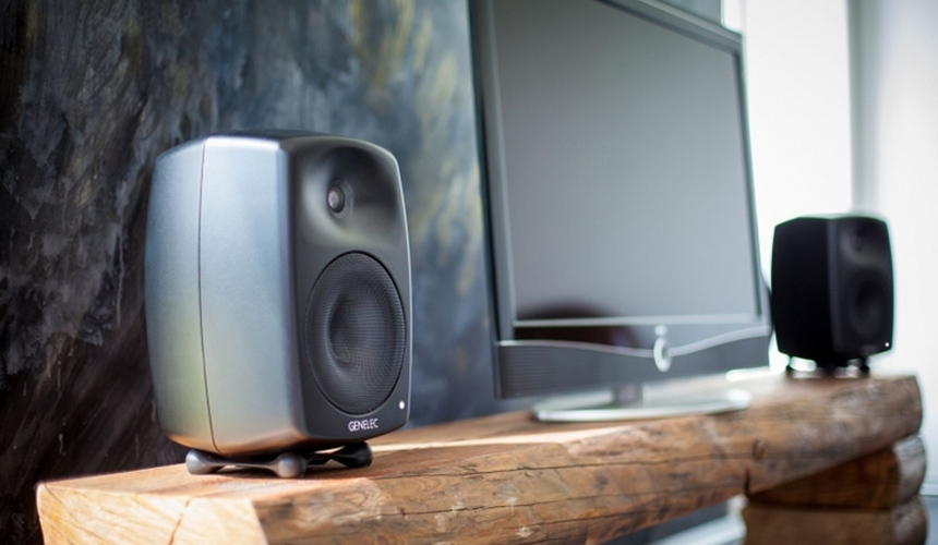 Genelec Home speakers G series lifestyle