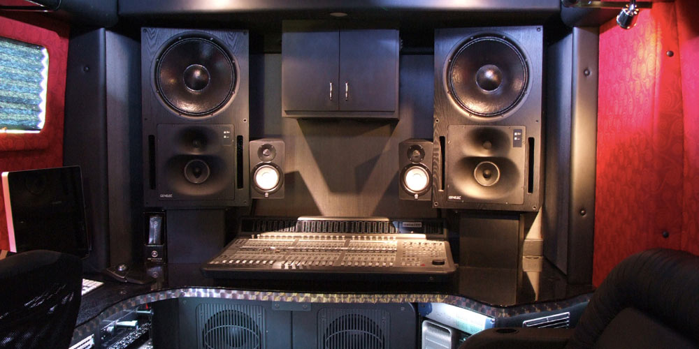 Genelec Big Speakers Small Room