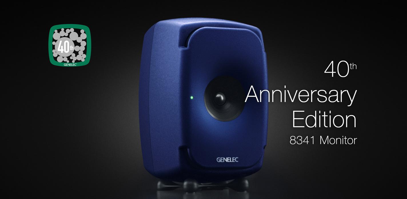 Genelec Sapphire Blue 8341