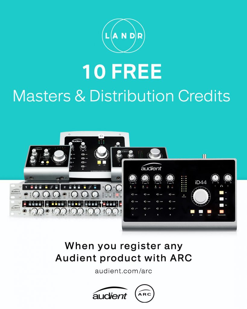 NEW ARC SOFTWARE FROM AUDIENT - Studio Connections