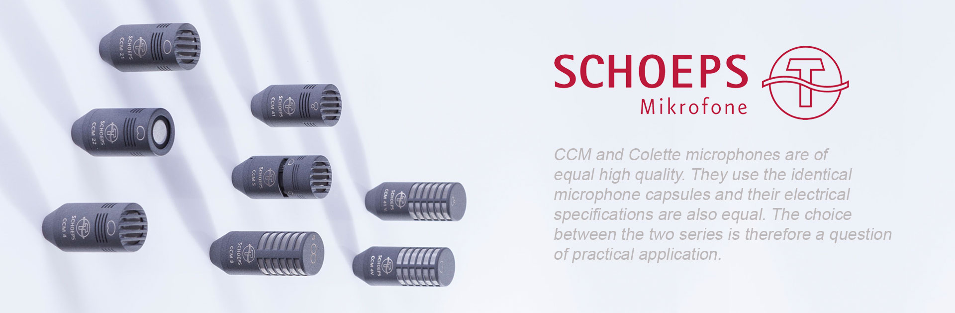 Schoeps Microphones