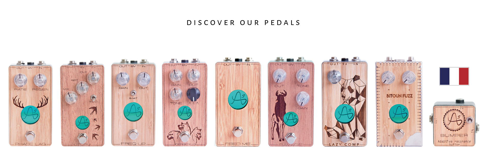 WHERE TO BUY ANASOUNDS PEDALS AUSTRALIA