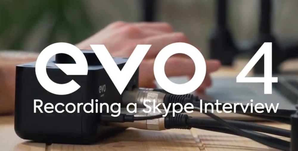 EVO 4 TO RECORD SKYPE