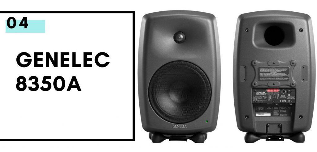 Genelec 8350 monitors