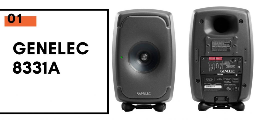 Genelec 8331 monitors