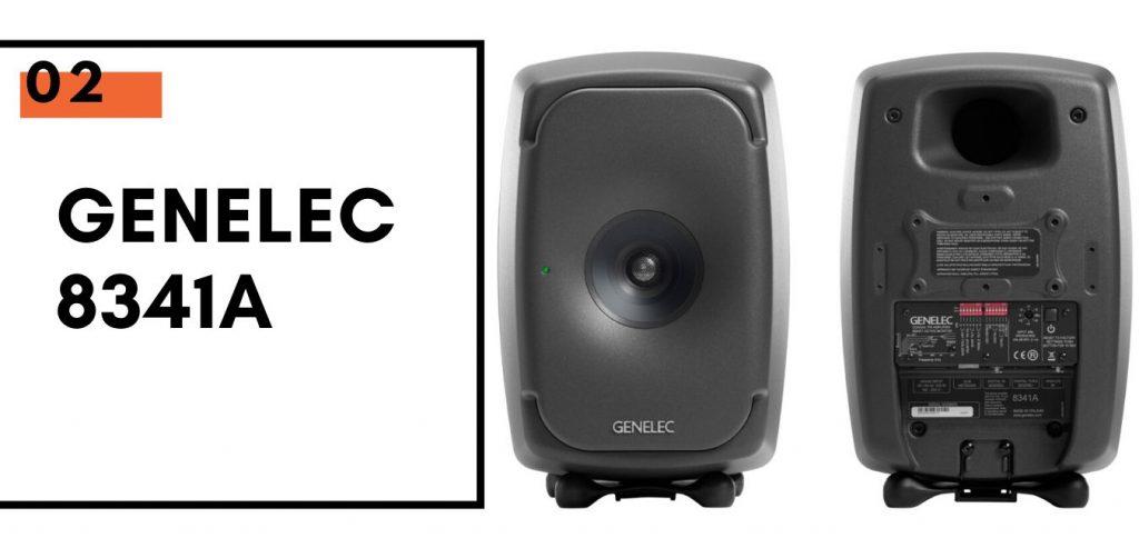 Genelec 8341 monitors