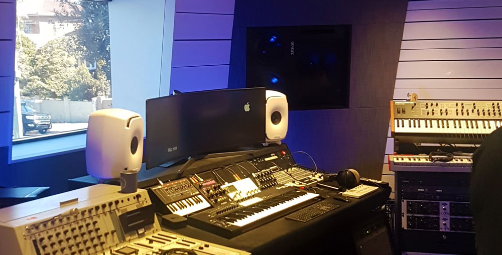 Guy Sebastian Studio