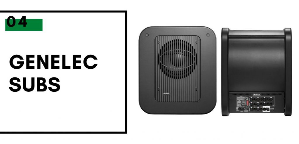 Genelec Buyers Guide SUBS