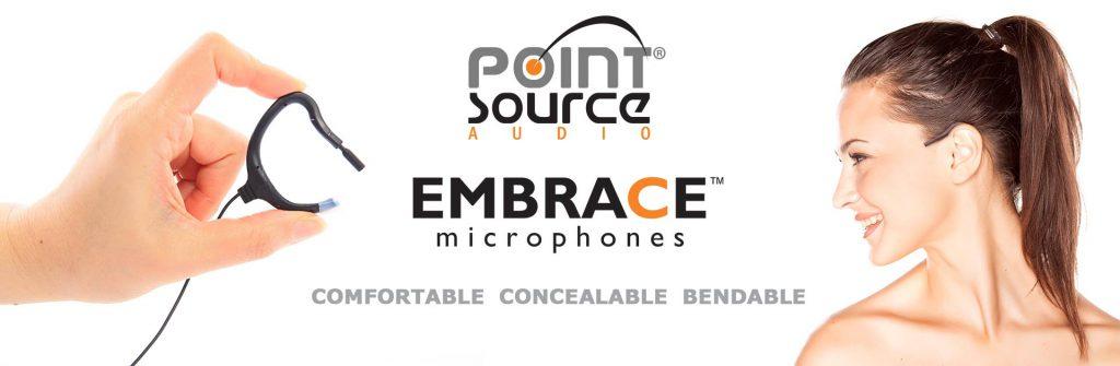 PSA Embrace microphone