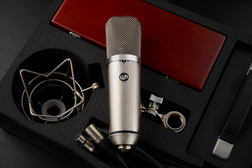 Warm Audio WA-67 Microphone