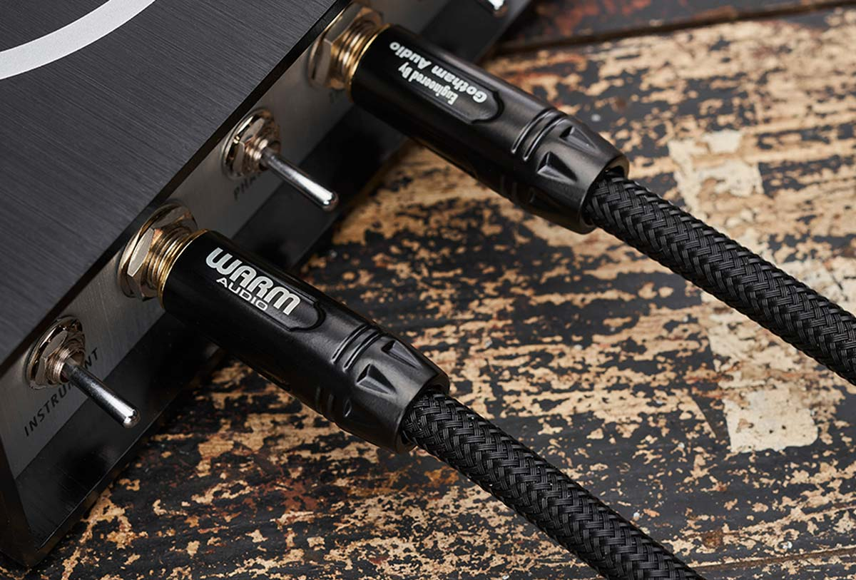 Warm Audio Premier cables